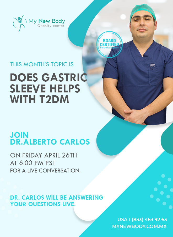Does Gastric Sleeve Helps with Type II Diabetes?